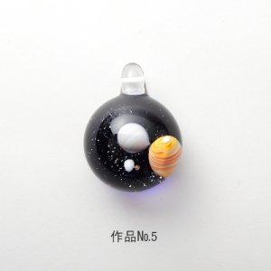画像4: 佐藤正義 「惑星ペンダントトップ-ジュピター」