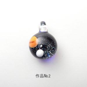 画像2: 佐藤正義 「惑星ペンダントトップ-ジュピター」