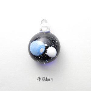 画像3: 佐藤正義 「惑星ペンダントトップ-ネプチューン」