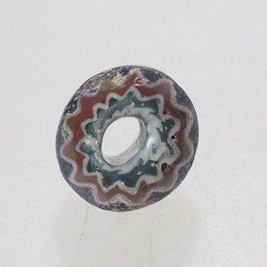 画像3: Antique 発掘 七層シェブロンビーズ (15〜17世紀頃)