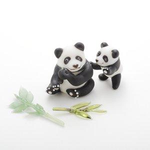 画像4: 新井克仁 「親子パンダ」