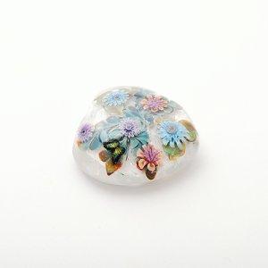 画像2: Lydia Muell 「Impressionist Garden Heart」