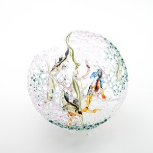 画像2: 齋藤直 「Glass aquarium(B)」