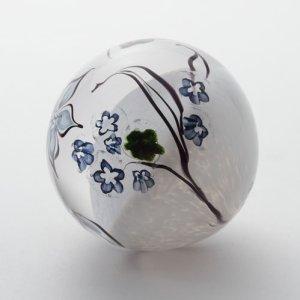 画像2: デヴィッド・P・サラザール 019 Silhouette Floral Marble